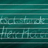 """Unterricht """"bei Herr Maier"""": Genitiv, Dativ, Satzbau und Zeichensetzung bereiten auch vielen Lehrern Schwierigkeiten."""