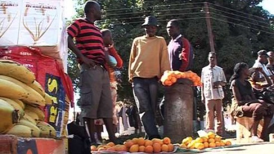 Pendeln nach Sambia