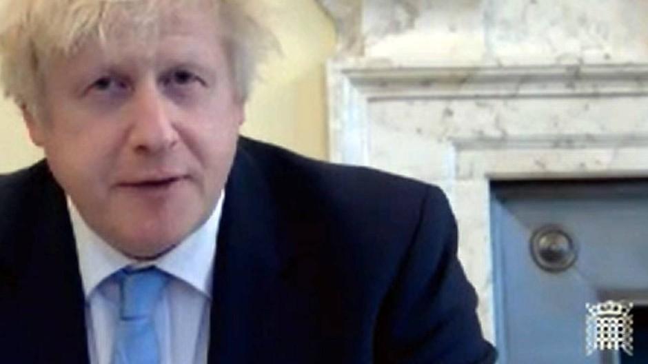 Johnson möchte Berateraffäre hinter sich lassen