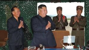 Regime stärkt Kim Jong-uns Rolle in der Verfassung