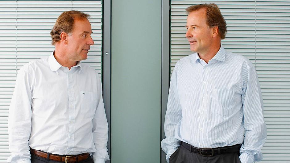 Die Strüngmann Brüder sind maßgeblich am Erfolg des Unternehmens Biontech beteiligt.