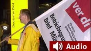 Gewerkschaften verschärfen den Ton