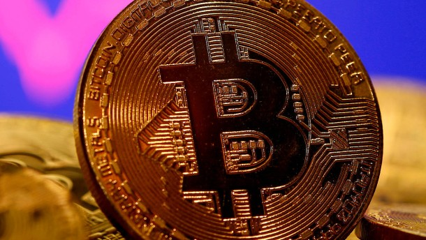 Mit dem Bitcoin in die Zukunft