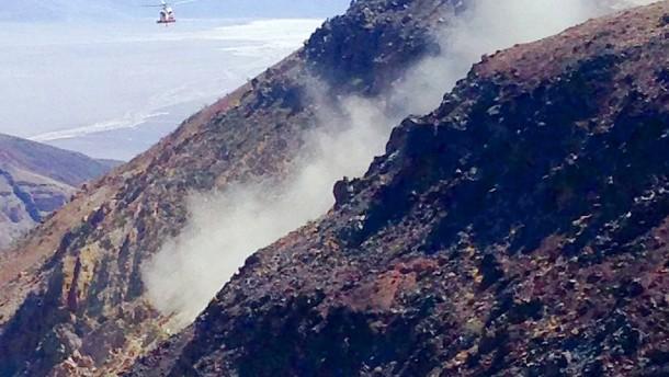 Touristen bei Absturz eines Kampfflugzeugs verletzt