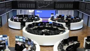 Neue Sektorfavoriten am Aktienmarkt
