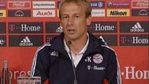 Jürgen Klinsmann erklärt große Ziele