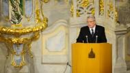 Gauck sieht Wandel der Gedenkkultur