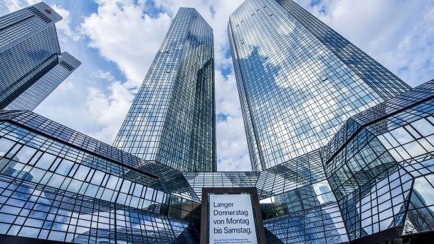 Deutsche Bank bereitet Kapitalerhöhung vor