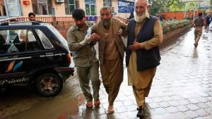 Mehr als 60 Tote in Afghanistan
