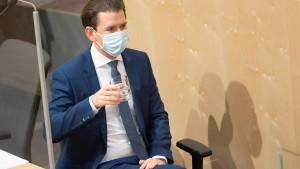 Österreich will ab 14. April die Maßnahmen gegen Corona lockern