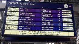 Wie die Bahn pünktlicher werden will