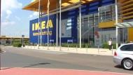 Explosion bei Ikea