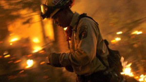 Neue Waldbrände in Kalifornien