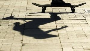 Münchner Skateboarder will zu Olympia