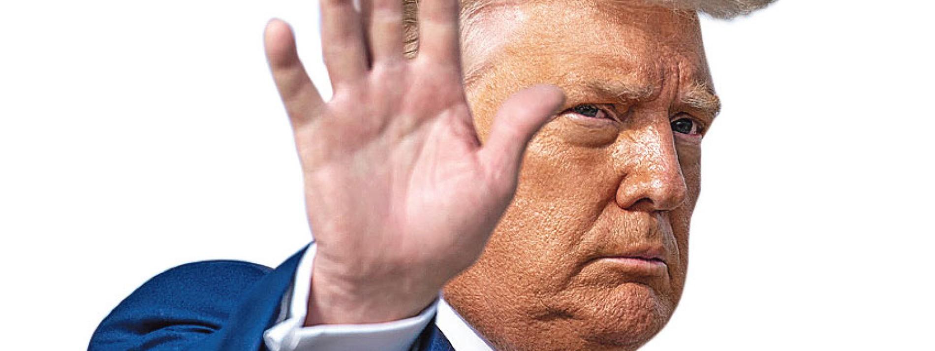 Trump und Biden in der heißen Phase
