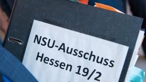 Petition fordert Freigabe von NSU-Akten