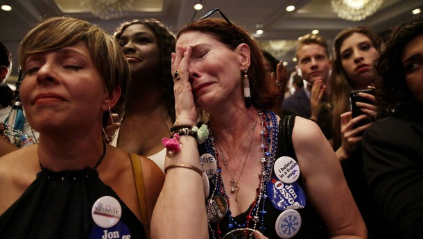 Demokraten verlieren Trump-Testwahl