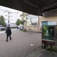 Willkommen in Griesheim: Einladend sieht anders aus.