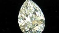 "Auktionshaus ""Sothebys"" präsentiert Diamanten mit 72,22 Karat"