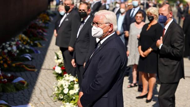 Steinmeier dankt Alliierten für Präsenz in Berlin