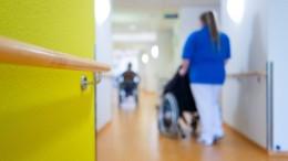 Zehn bestätigte Corona-Fälle im Pflegeheim