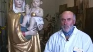 Restauratoren bringen L'Aquila Kunstschätze zurück