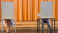 Die AfD hat bei vielen Wählergruppen eine hohe Anziehungskraft.