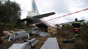 Tote bei Flugzeugunfall