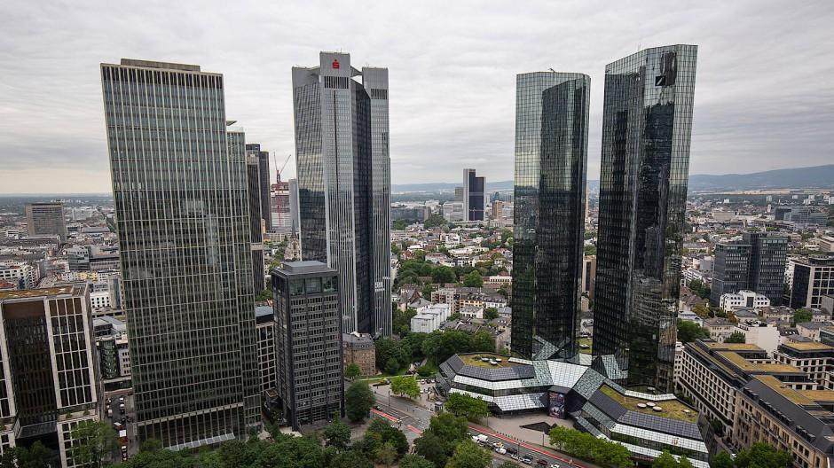Starke Wirtschaft: Frankfurt liegt im Städtevergleich auf Platz 5 (Symbolbild)