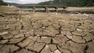Trockenheit lässt Grundwasserstände sinken