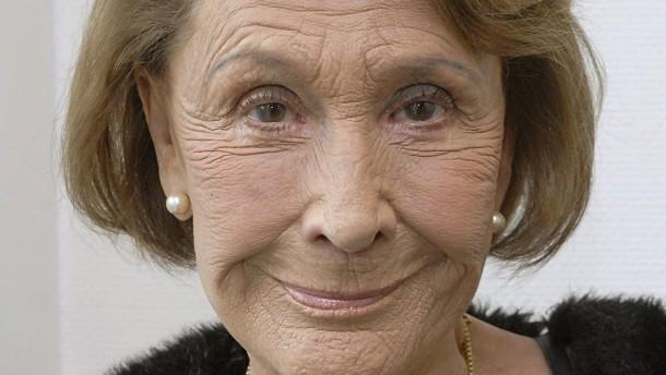 Angelika Schrobsdorff ist gestorben
