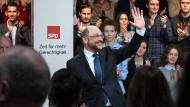 """""""Mit mir wird es kein Europa-Bashing geben"""": Schulz am Sonntag im Willy-Brandt-Haus"""