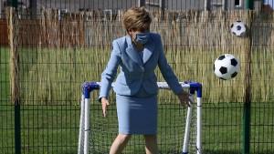 Schottland streicht die meisten Corona-Beschränkungen