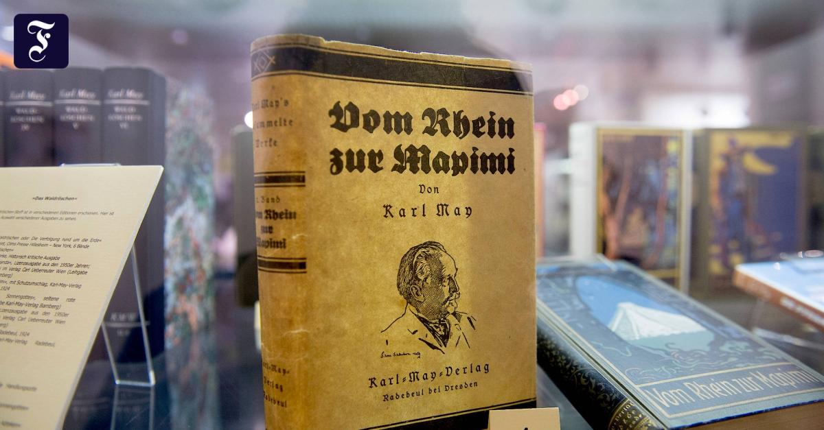 Welche Verbindung hatte Karl May zu Mainz und Rheinhessen?