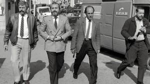 Mafiosi wegen Mordes an Mafia-Jäger Falcone verurteilt
