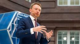 Lindner: Würden Minderheitsregierung konstruktiv begleiten