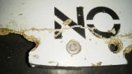 No Step: Gehört das neue Fundstück zu dem verschollenen Flugzeug?