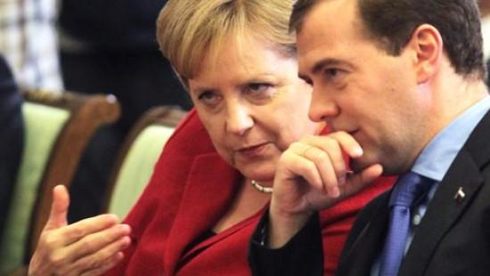 Deutsche Firmen sollen russische Wirtschaft erneuern