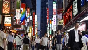 Wo man in Tokio essen gehen sollte
