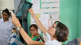 Hilfe in den Slums von Kalkutta