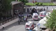 Mehr als 60 IS-Kämpfer bei Angriffen der türkischen Streitkräfte getötet