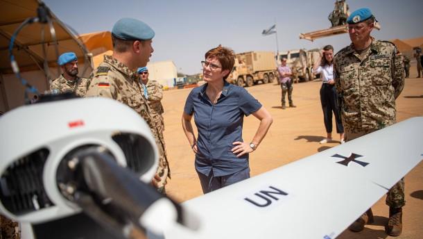 Wie realistisch sind die Ziele der UN-Mission in Mali?
