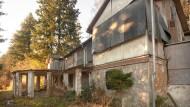 Reif für den Abriss? Das Jagdhaus von Eduard Fresenius