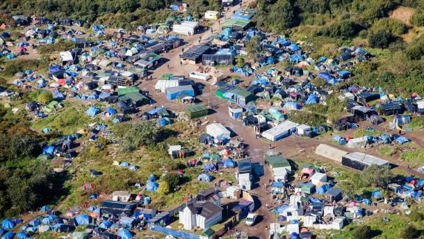 Schlechtes Zeugnis für Frankreichs Asylpolitik