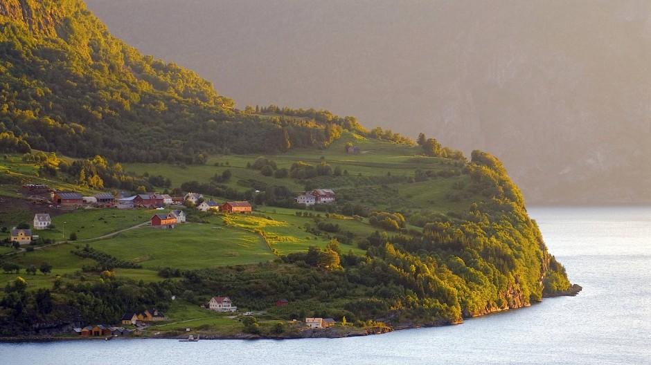 Trotz geringer Einwohnerzahl: Mit mehr als einer Billion Dollar ist der norwegische Staatsfonds der größte der Welt.