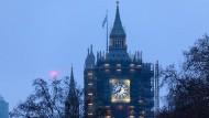 Brexit vollzogen: Big Ben läutet neue Ära ein