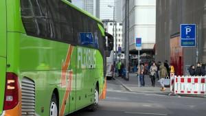 Frankfurts Mühen mit dem Fernbusbahnhof