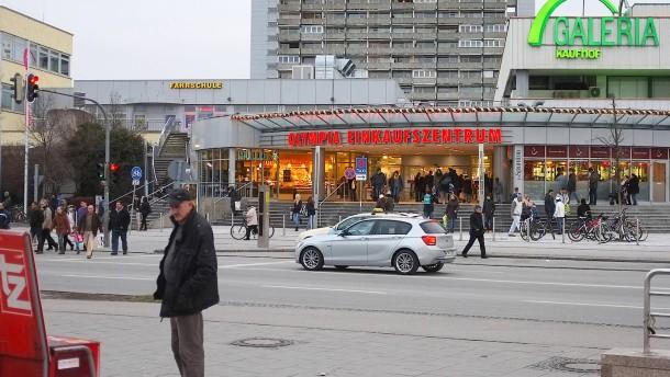 Einkaufszentrum – weiches Ziel für Terroristen