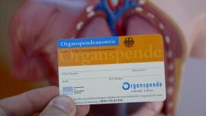 Wieder mehr Organspenden in Hessen