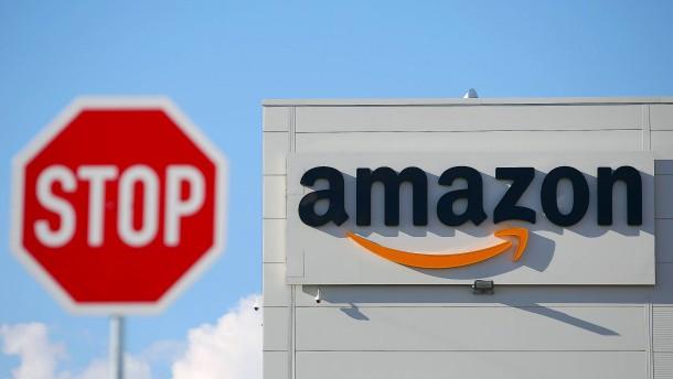 Amazon-Beschäftigte legen Arbeit nieder